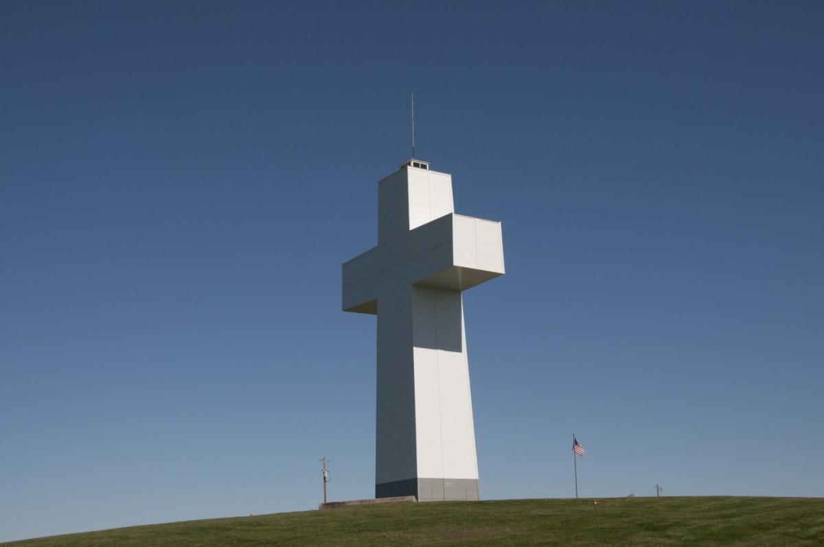 Bald Knob Cross of Peace