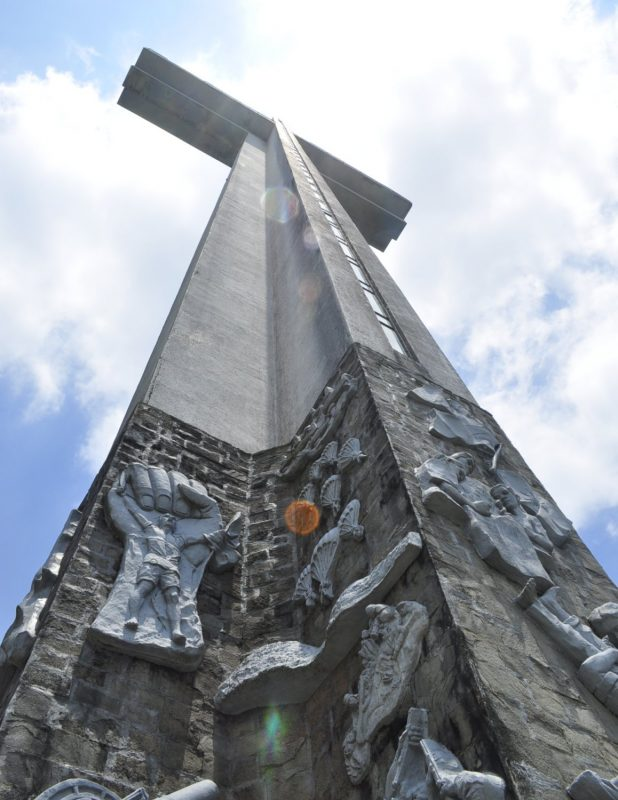 The Memorial Cross of Dambana ng Kagitingan