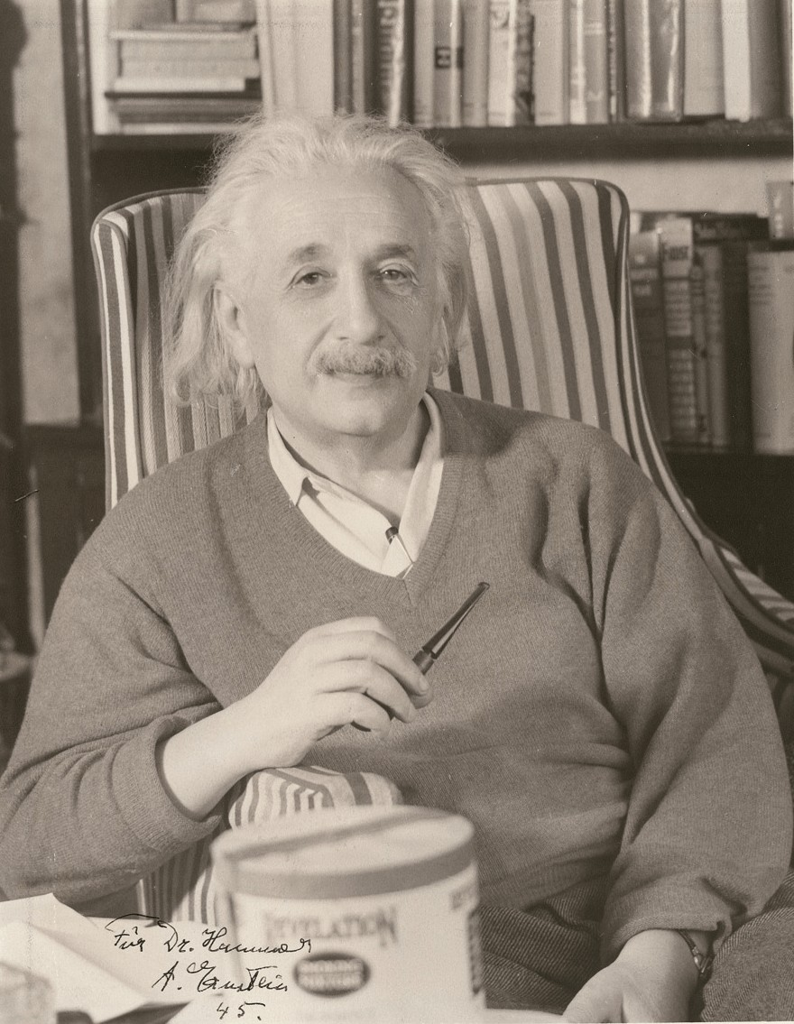 What EXACTLY did Einstein do?