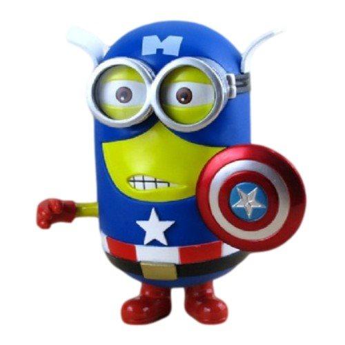 Minions vs Superheroes - Which Are the Coolest? - Miratico