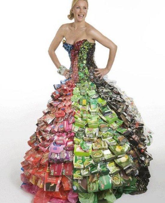 69 Crazy Wedding Dress Ideas - Miratico