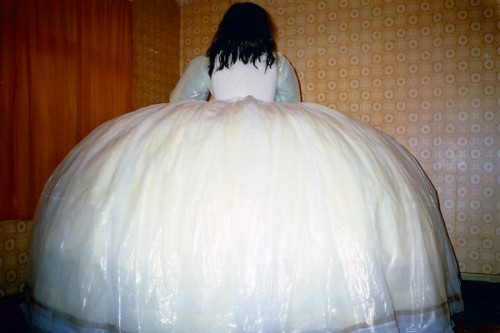 Inflatable bride