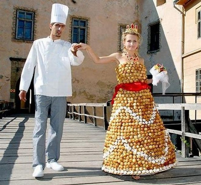 Cookie dress