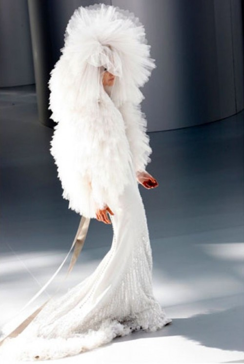 Karl Lagerfeld Wedding Dress