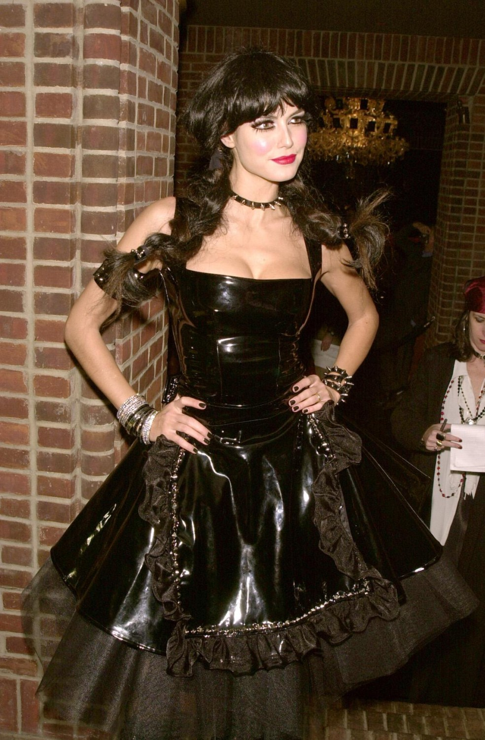 heidi klum - the queen of halloween parties - miratico