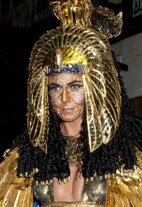 Heidi Klum - Cleopatra