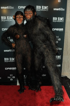 Heidi Klum & Seal 2011c