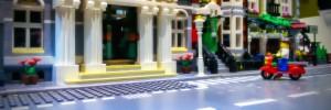 Lego shopping