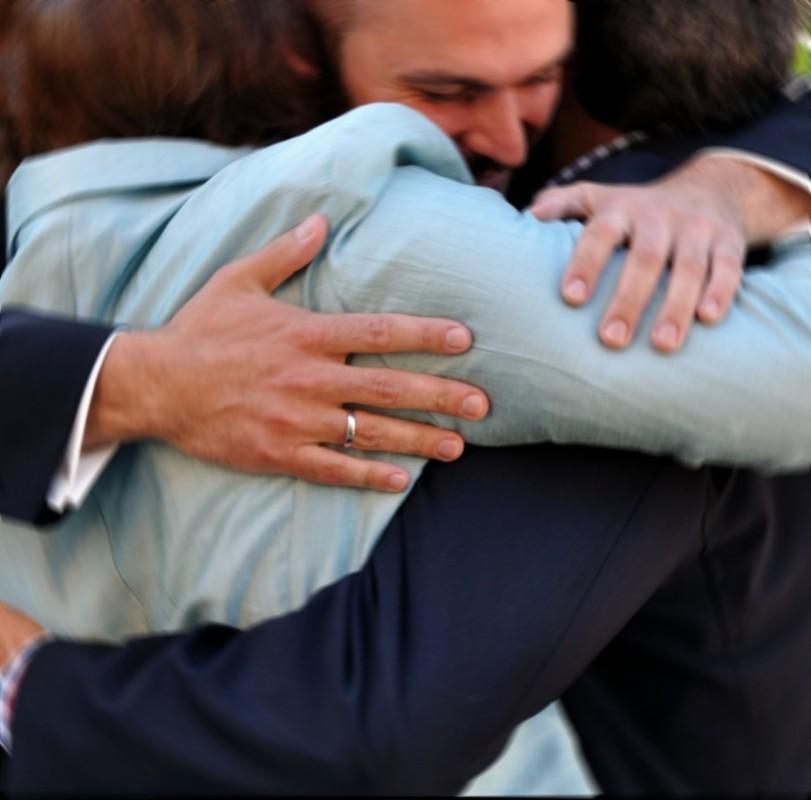 A whole hearted embrace