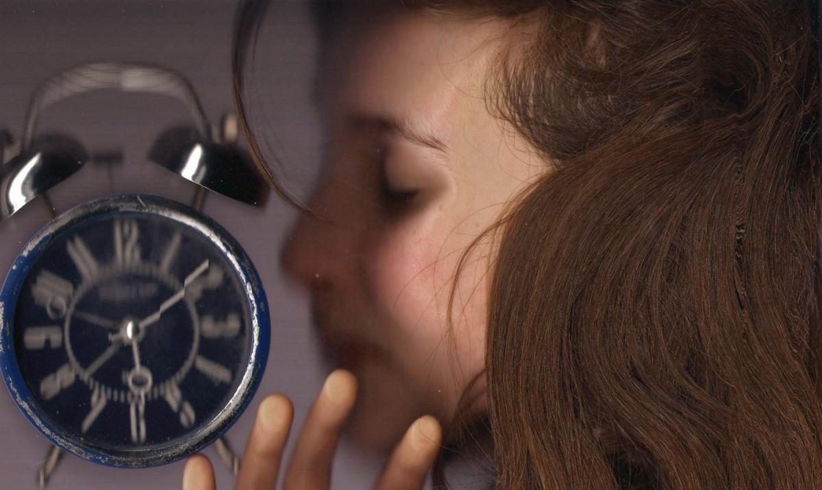 The race against the alarm clock