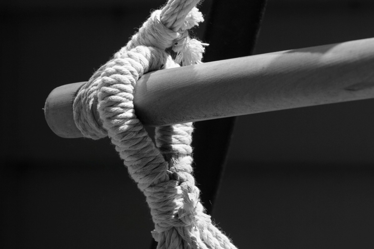 Hammock knot