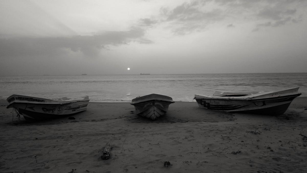 Sunset in Kalpitya