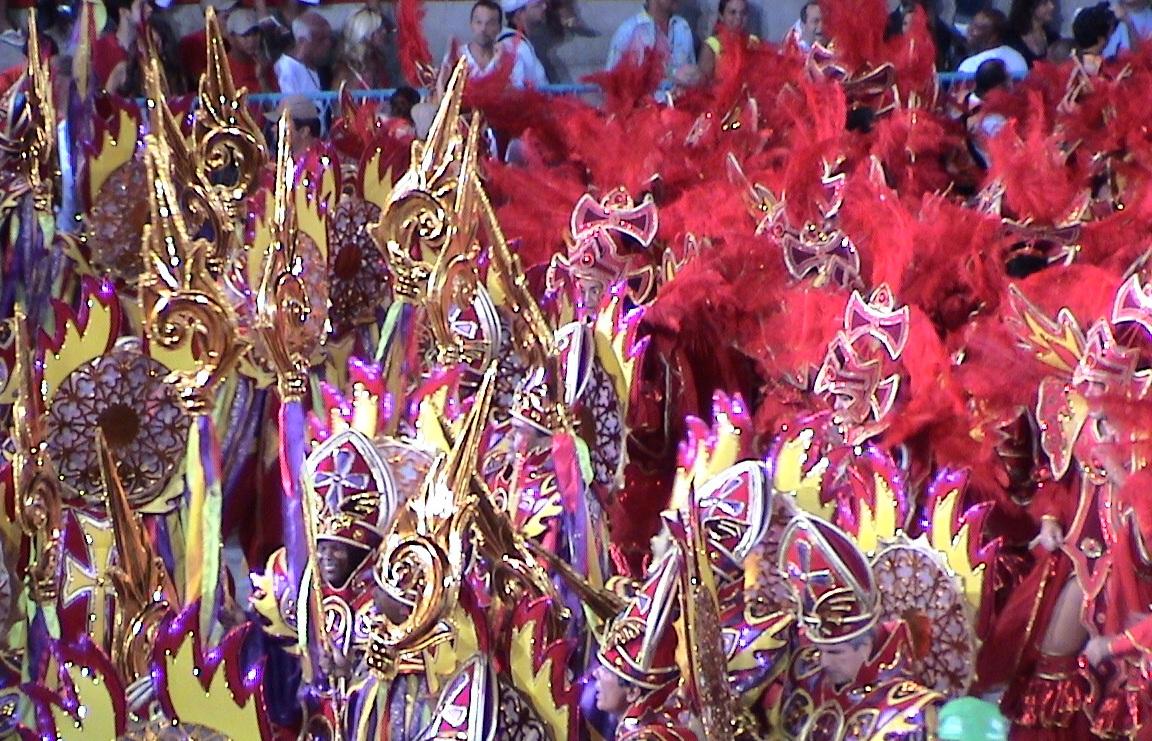 Cardinals Parade