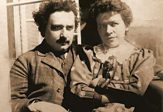 Albert and Mileva