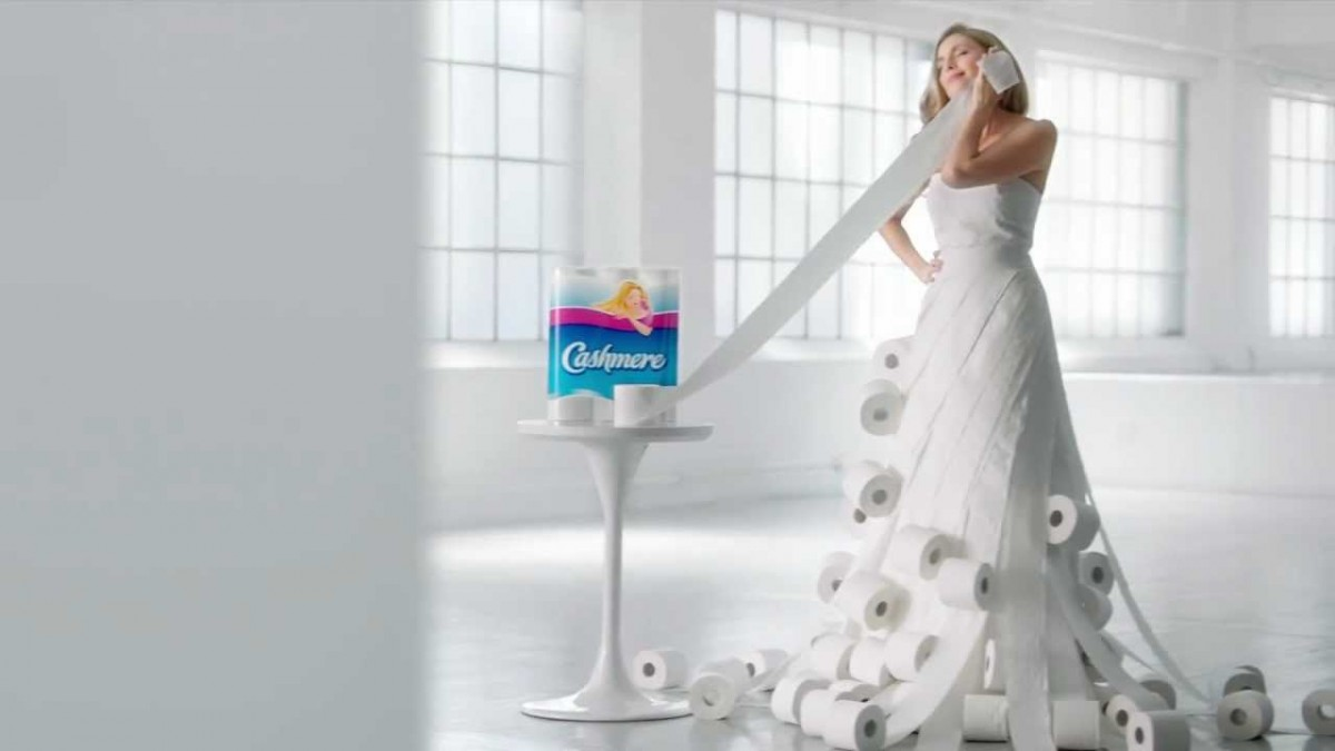 Cashmere commercial