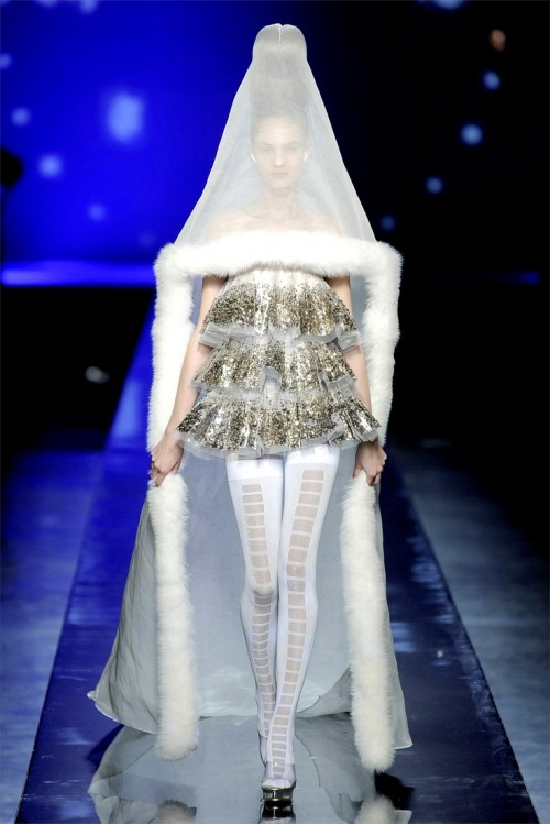 Dress by Jean Paul Gaultier
