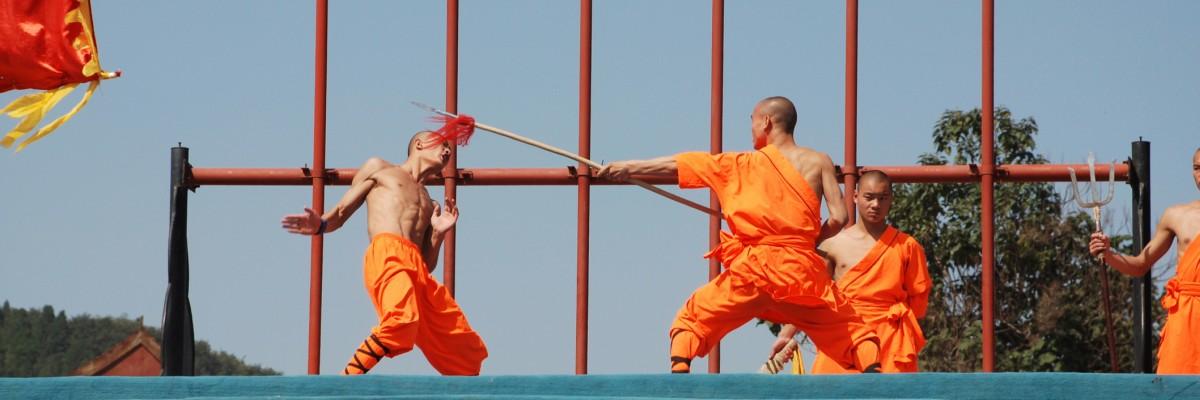 Shaolin Fighters