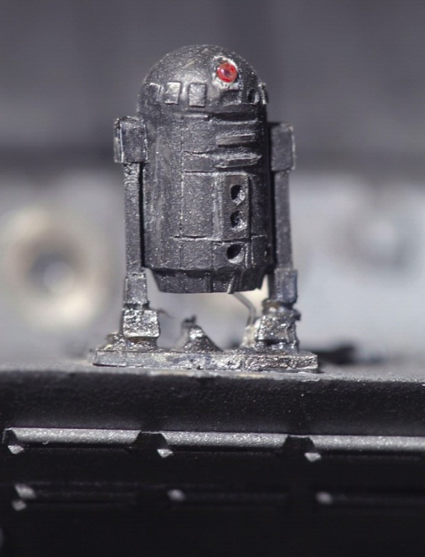 Close Encounters of the Third Kind - R2-D2