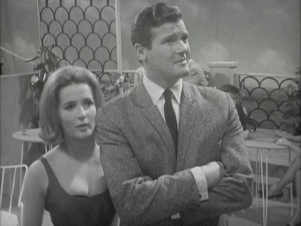 Roger Moore in 1964