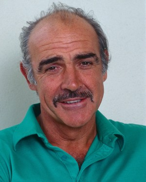 Sean Connery in 1989