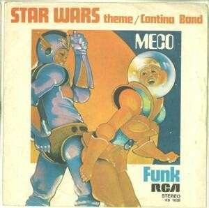 Star Wars Theme / Cantina Band