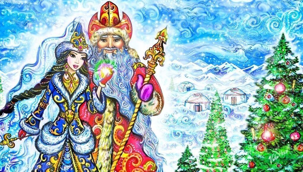 Ayaz Ata and Kar Kiz